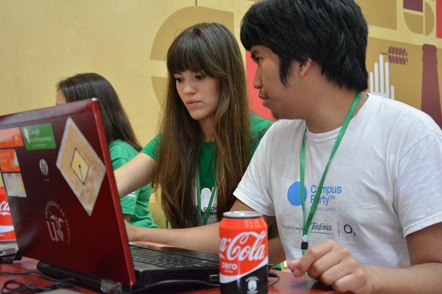 Colaborando en Sevilla Startup Weekend