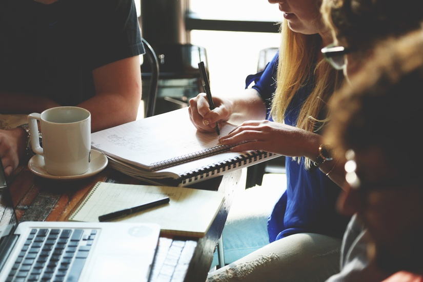 Trabajo en común, aprender creando